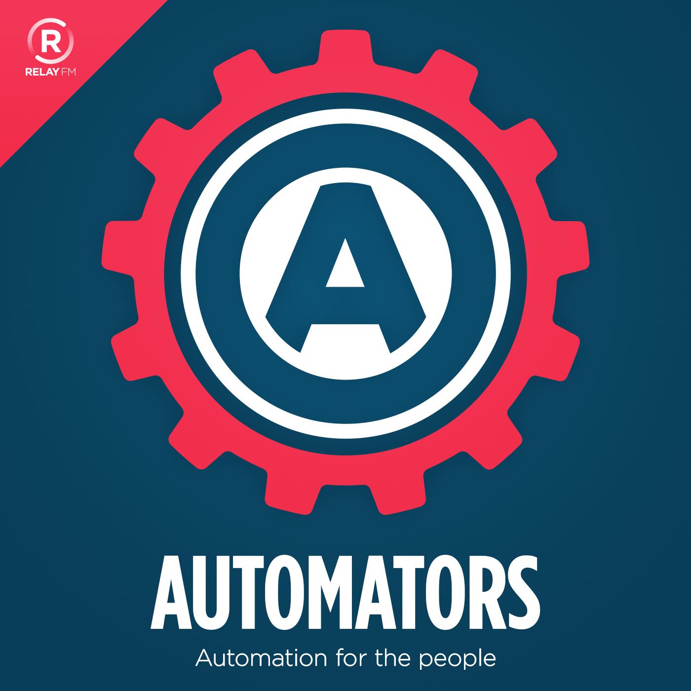 Automators Podcast Artwork